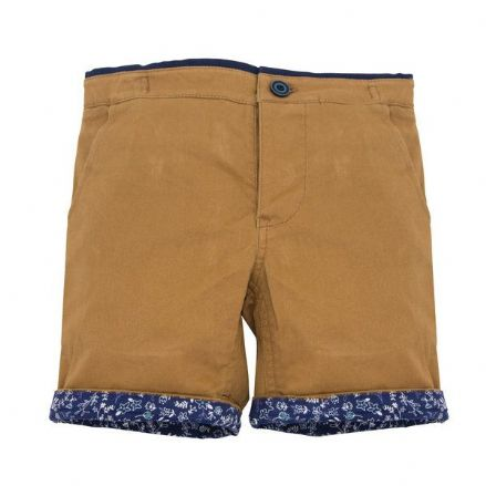 Luca - Tobacco Shorts.